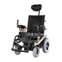 Blazer Sling Seat Power Wheelchair