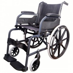 Karma Foldable CHM 200 Mag Wheel Wheelchair