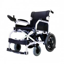 SP-100 Lightweight Folding Power Wheelchair