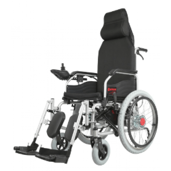 Power Recline Wheelchair