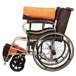Ryder MS3 Powder Coated Wheelchair