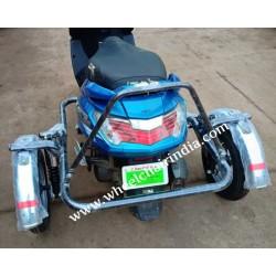 Side Wheel Attachment Kit For Hero Maestro Edge